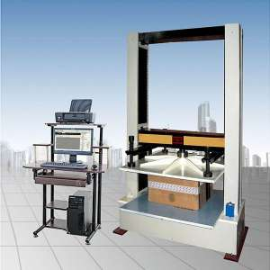 微机控制包装箱压力试验机